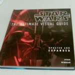 THE STAR WARS the ultimate visual guide LARGE HARDBACK BOOK